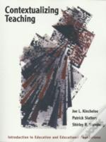 Contextualizing Teaching