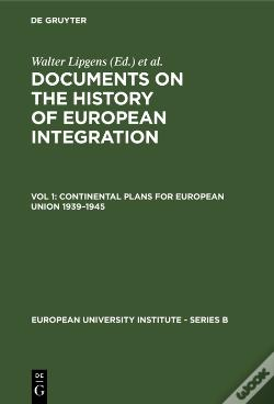 Wook.pt - Continental Plans For European Union 19391945