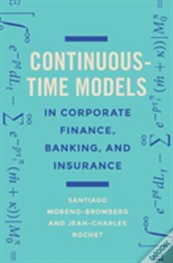 Wook.pt - Continuous-Time Models In Corporate Finance