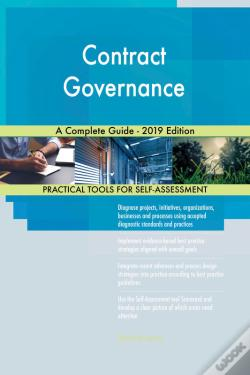 Wook.pt - Contract Governance A Complete Guide - 2019 Edition