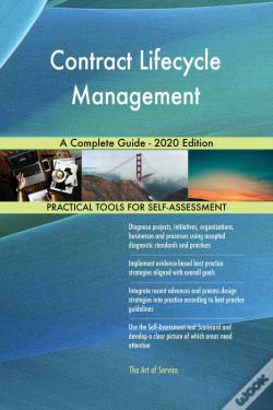 Wook.pt - Contract Lifecycle Management A Complete Guide - 2020 Edition