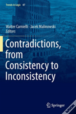 Wook.pt - Contradictions, From Consistency To Inconsistency