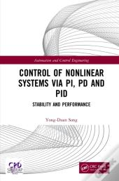 Control Of Nonlinear Systems Via Pi, Pd And Pid