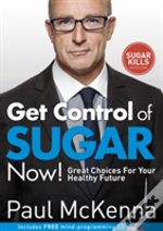 Control Your Sugar Habit Today!