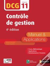 Controle De Gestion - Dcg - Epreuve 11 - Manuel Et Applications - 2017