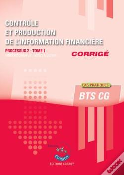 Wook.pt - Controle Et Production De L'Information Financiere T1 - Corrige