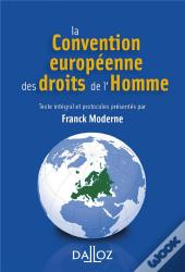 Convention Europeenne Droits Homme 3ed.