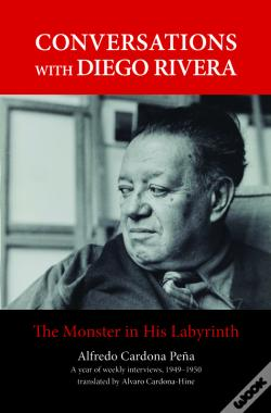 Wook.pt - Conversations With Diego Rivera