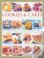 Cookie & Baking Book Box