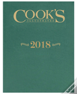 Wook.pt - Cook'S Illustrated Magazine 2018