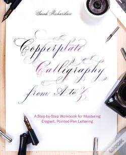 Wook.pt - Copperplate Calligraphy From A To Z