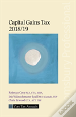 Core Tax Annual Capital Gains Tax 201819