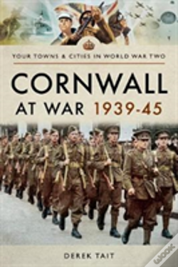 Wook.pt - Cornwall At War 1939 45