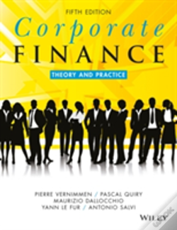 Wook.pt - Corporate Finance: Theory And Practice