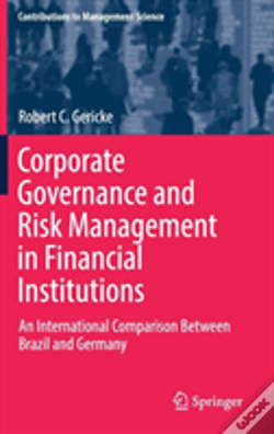 Wook.pt - Corporate Governance And Risk Management In Financial Institutions