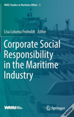 Wook.pt - Corporate Social Responsibility In The Maritime Industry
