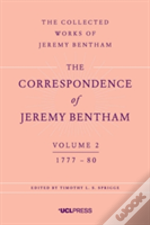 Correspondence Of Jeremy Bentham Vol 2