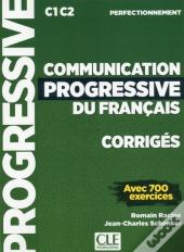 Corriges Communication Progressive Niveau Perfectionnement