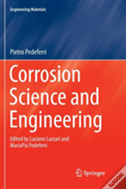 Wook.pt - Corrosion Science And Engineering