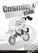 Cosmic Kids 1 Greece Test Book