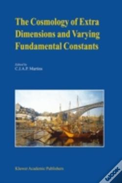 Wook.pt - Cosmology Of Extra Dimensions And Varying Fundamental Constants