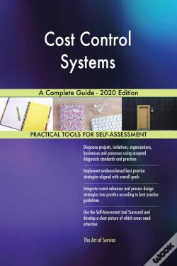 Wook.pt - Cost Control Systems A Complete Guide - 2020 Edition