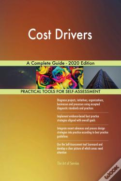Wook.pt - Cost Drivers A Complete Guide - 2020 Edition