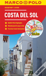 Costa Del Sol Marco Polo Holiday Map 2019 - Pocket Size, Easy Fold Costa Del Sol Map