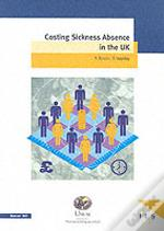 Costing Sickness Absence In The Uk