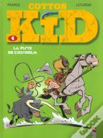 Cotton Kid T.4; La Piste De Chisholm
