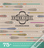 Cotton + Steel Coloring Book