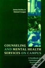 Counseling And Mental Health Services On Campus
