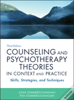 Wook.pt - Counseling And Psychotherapy Theories In Context And Practice