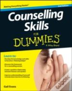 Counselling Skills For Dummies