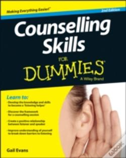 Wook.pt - Counselling Skills For Dummies
