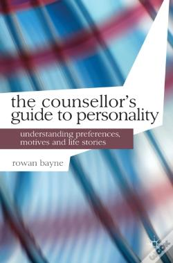 Wook.pt - Counsellor'S Guide To Personality