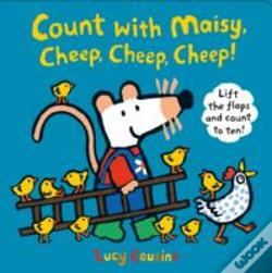 Wook.pt - Count With Maisy, Cheep, Cheep, Cheep!