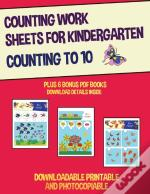 Counting Worksheets For Kindergarten (Counting To 10)