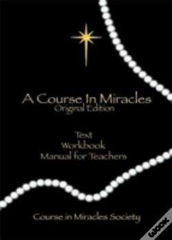 Wook.pt - Course In Miracles