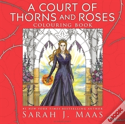 Wook.pt - Court Thorns Roses Colouring Bk