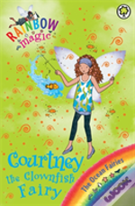 Courtney The Clownfish Fairy