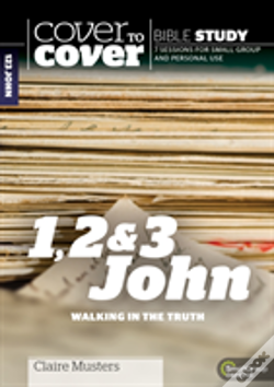 Wook.pt - Cover To Cover Bible Study: 1, 2 & 3 John