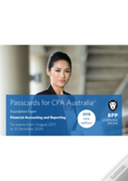 Wook.pt - Cpa Australia Financial Accounting And Reporting