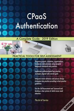 Wook.pt - Cpaas Authentication A Complete Guide - 2019 Edition