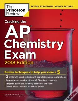 Wook.pt - Cracking The Ap Chemistry Exam, 2018 Edition