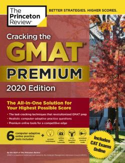Wook.pt - Cracking the GMAT Premium Edition with 6 Computer