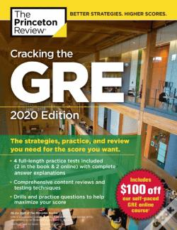 Wook.pt - Cracking the GRE with 4 Practice Tests
