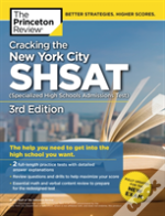 Cracking The New York City Shsat (Specialized High Schools Admissions Test)