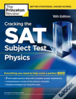Cracking The Sat Physics Subject Test