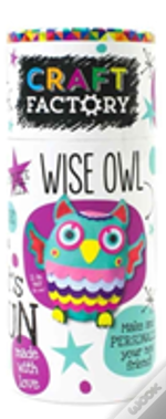 Craft Factory Tubes Wise Owl